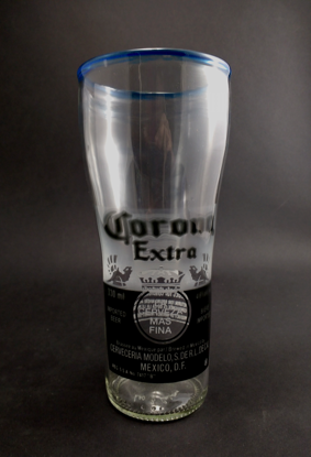 "Picture of Beer Glass ""Corona"""