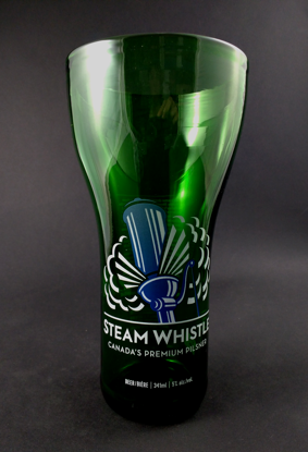 "Picture of Beer Glass ""Steam Whistle"""