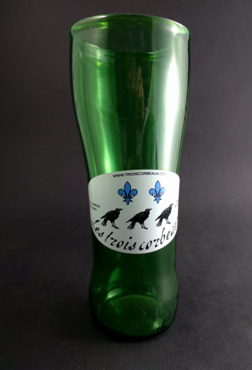 "Picture of Beer Glass ""Classic Green"""